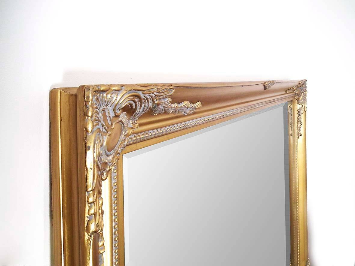 15 Best Collection Of Large Gold Ornate Mirrors