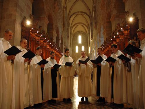 Resultado de imagen de canto gregoriano en Silos images