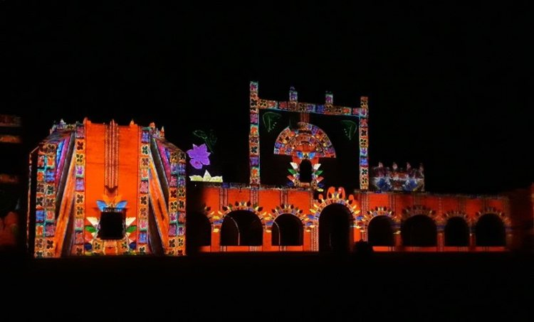 Video-Mapping-Valladolid