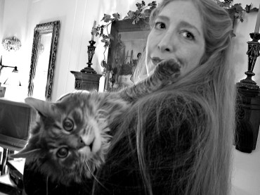 Lucie Brock-Broido, New York City, 2004