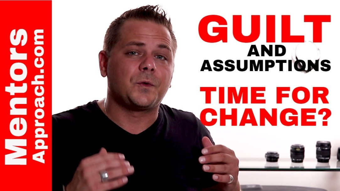 Guilt based on Assumptions. Time for change?