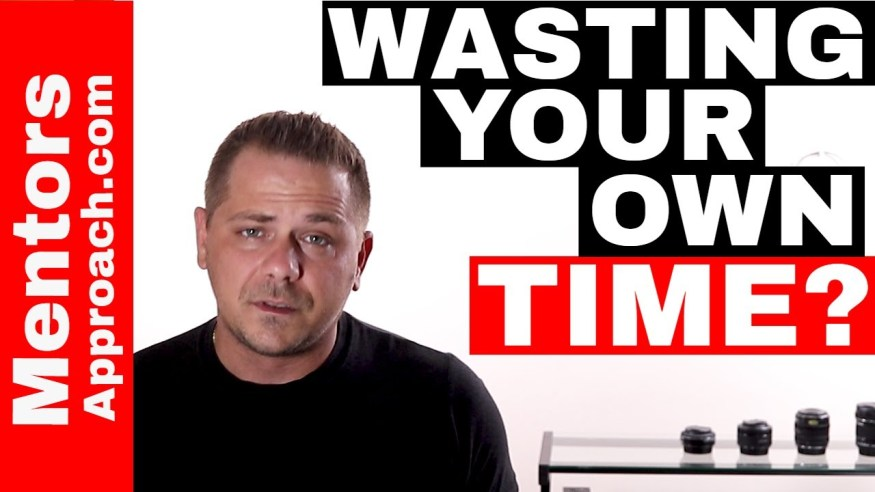 Wasting your own time? Why it is not okay