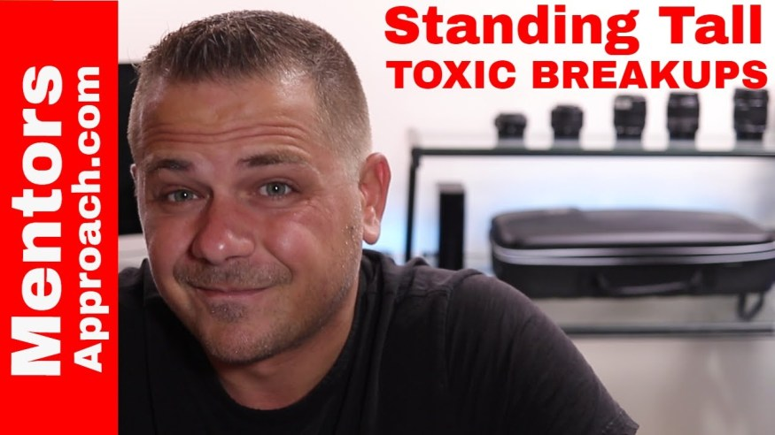 Standing Back Up After the Toxic Break Up. YouTube Q and A