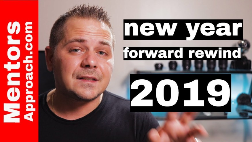 Rewind Forward 2019 |  Year of Authenticity