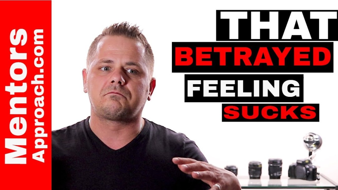 Dealing with Betrayal and how Integrity can help