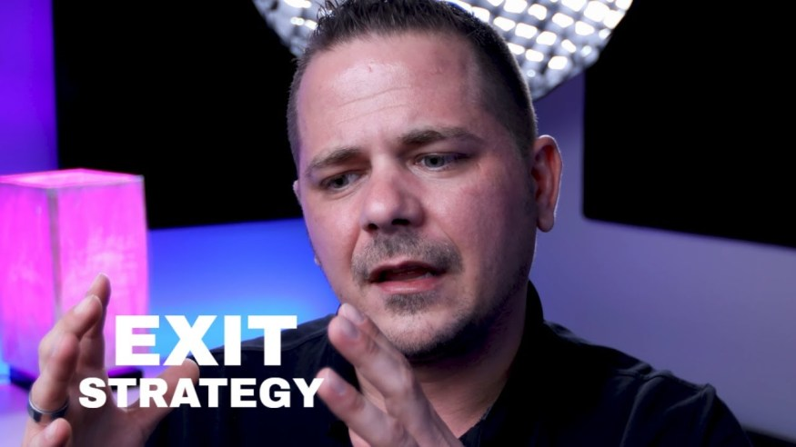 """Why you Need an Exit Strategy 