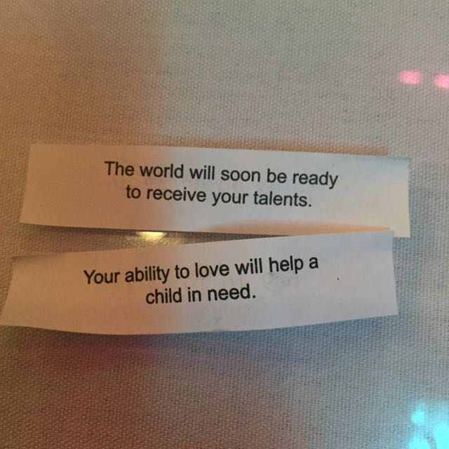 We All Need A Fortune Cookie From Time To Time Todays Reminder X2 Mentorsfca Mentorsf Com