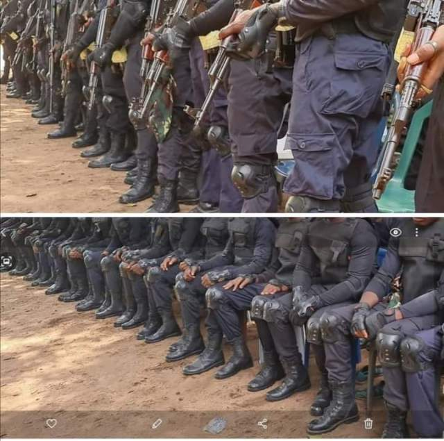 Tension!!! Four Volunteers Reportedly Dead, Others Wounded As Nigeria Joint Security Forces Search For Eastern Security Network Training Camp In Ebonyi State