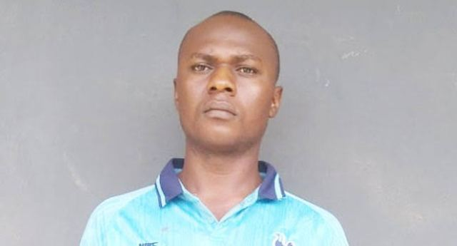 Guard Arrested For Allegedly Stealing Church Offering