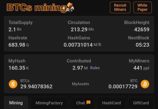 btcs-mining