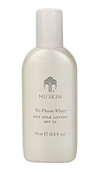 Tri Phasic White Day Milk Lotion Spf 15