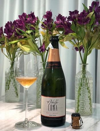 Adolfo Lona Brut Rosé: bom preço, excelente qualidade e versátil com a comida