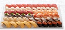 はま寿司のお持ち帰り「特上11種セット」
