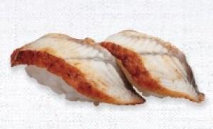 はま寿司の炙りうなぎ2018