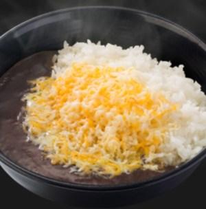 吉野家「チーズ黒カレー」