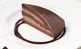 ココスの持ち帰り「ペルー産カカオのチョコレートケーキ」
