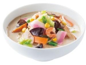 リンガーハット「野菜たっぷり食べるスープ」