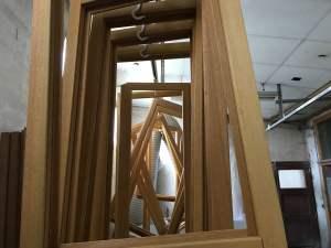 Finition Fenêtre bois