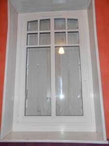 Fenêtre à petit bois
