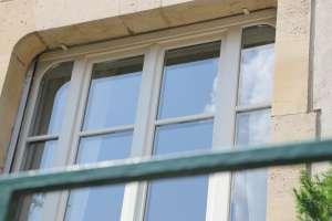 Fenêtre quatres vantaux bois