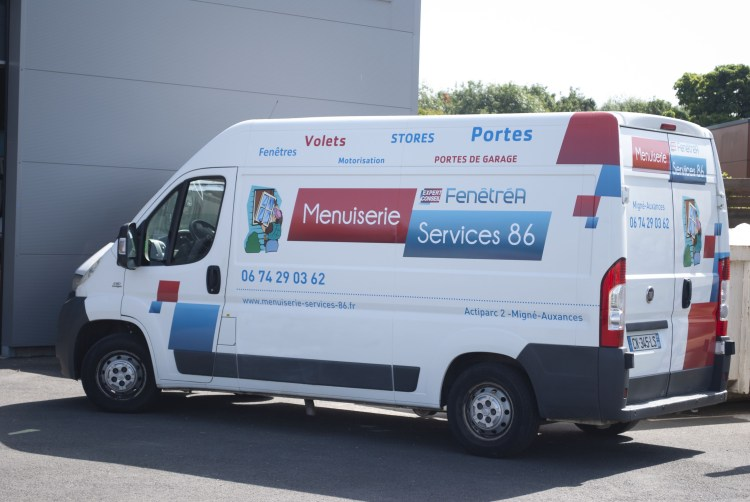 menuiserie services 86