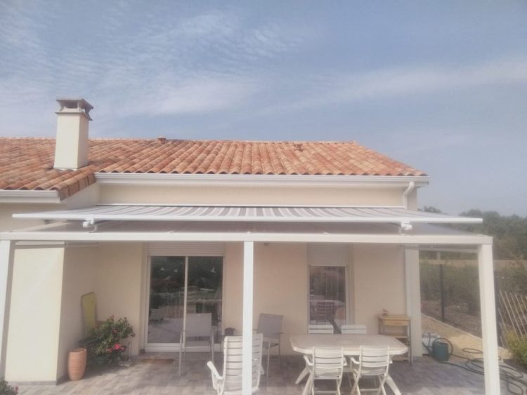 protections solaires vienne 86 pergola
