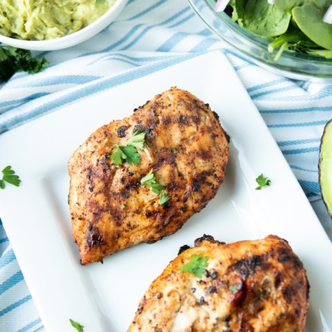Ultimate Grilled Chicken Recipe