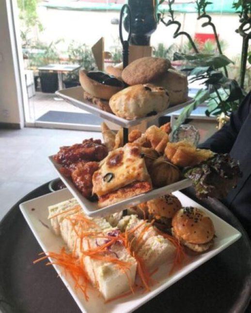 urban kitchen lahore hi tea menu
