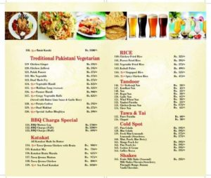 Al Habib Do Darya Karachi BBQ Menu Prices 3