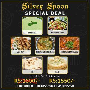 Silver Spoon Faisalabad Deals 1
