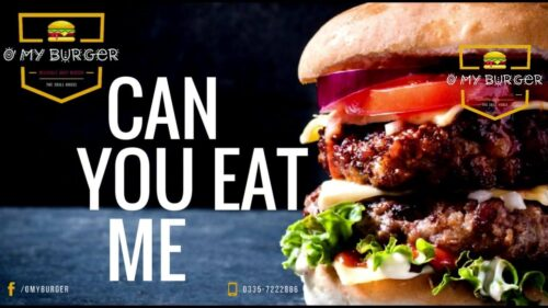 O My Burger specialty