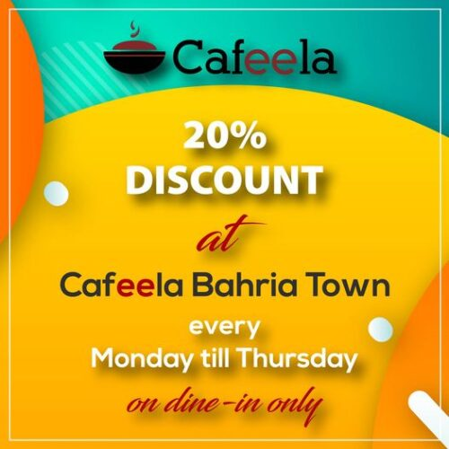 Cafeela Deals