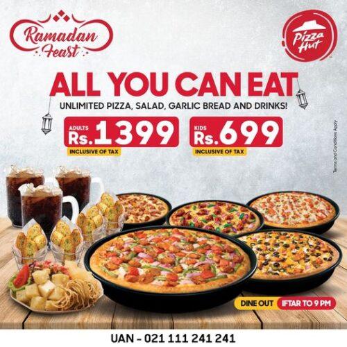 Pizza hut ramadan