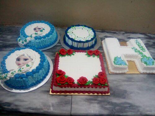 Rahat Bakers Muzaffarabad Cakes
