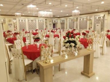 Taj Mahal Banquet Hall Pics
