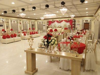 Taj Mahal Banquet Hall Pictures