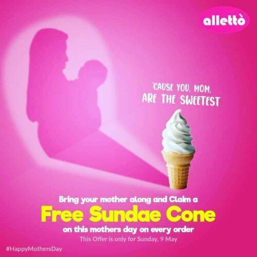 Alletto Free Cone