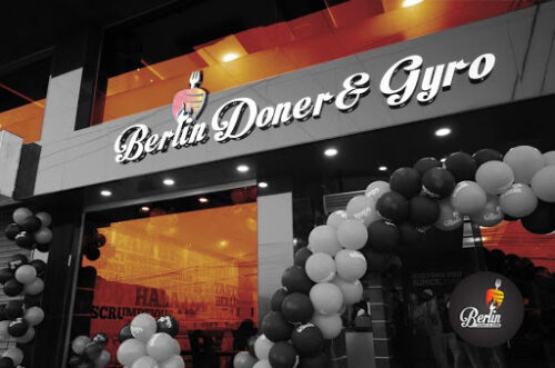 Berlin Doner And Gyro