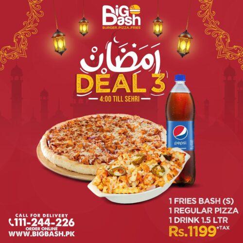 Big Bash Iftar Deal