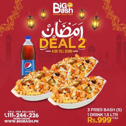 Big Bash Iftari Deals