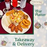 English Tea House Iftar Deals