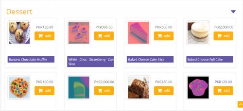 Cafe M menu prices