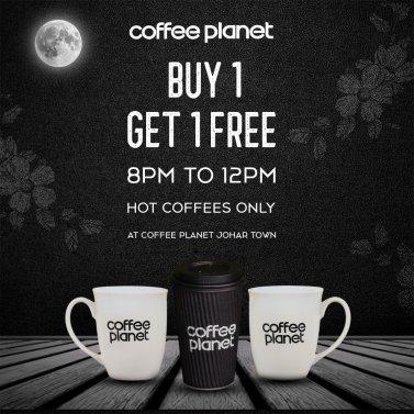 Coffee Planet Johar Town Deals