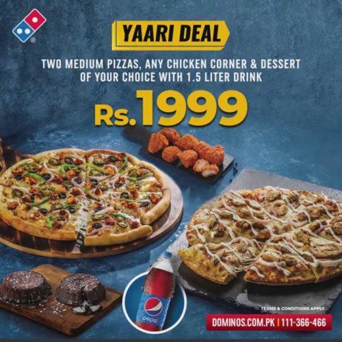 Dominos Yaari deal