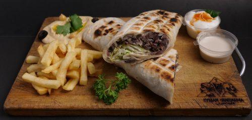 Syrian SHawarma specialty