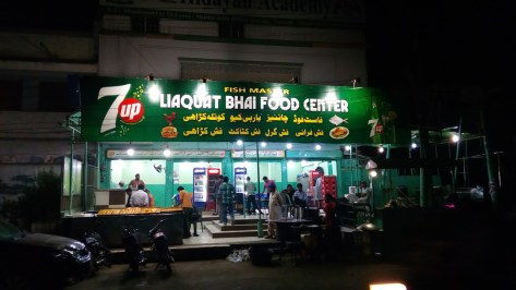 Liaquat Bhai Fish Master Pics