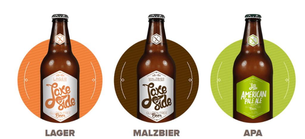 lake side beer