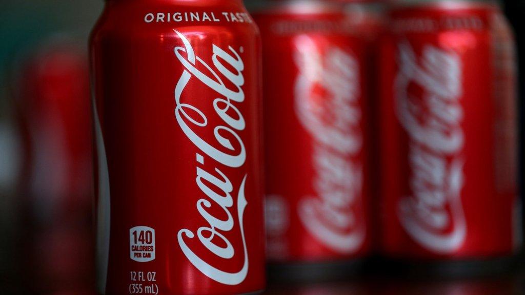 Ni ibihugu 2 gusa Coca Cola idacuruzwamo
