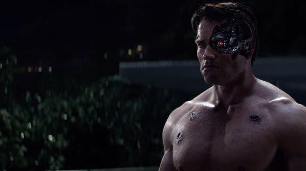 Schwarzenegger muri Terminator
