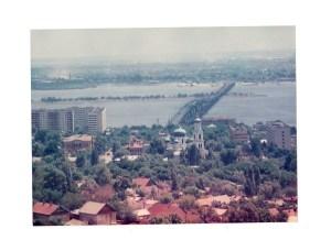 Мост Саратов - Энгельс